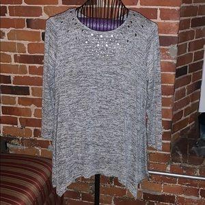 Gently Worn Lightweight Sweater!